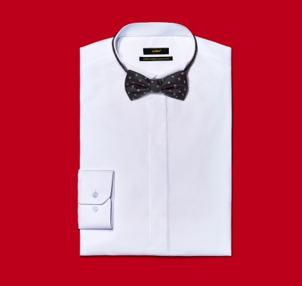 celio chemise et noeud pap camera silver