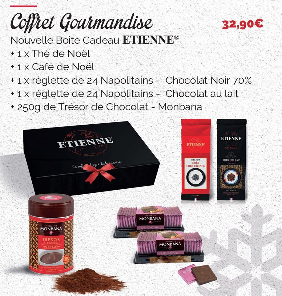 COFFRE GOURMANDISE